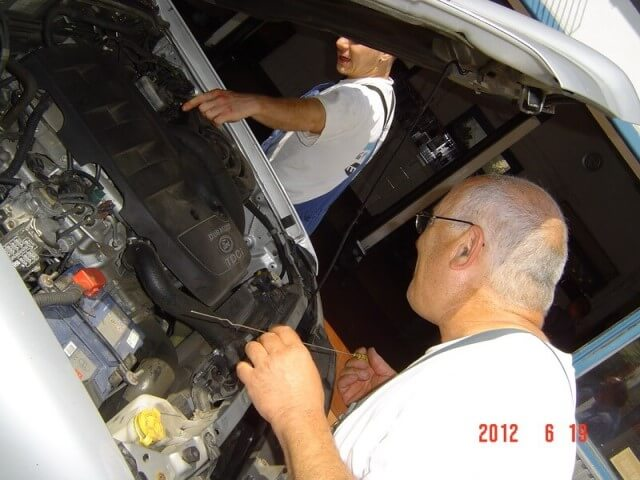 megbízható autószerelő