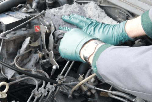Diesel motor rángatás okai